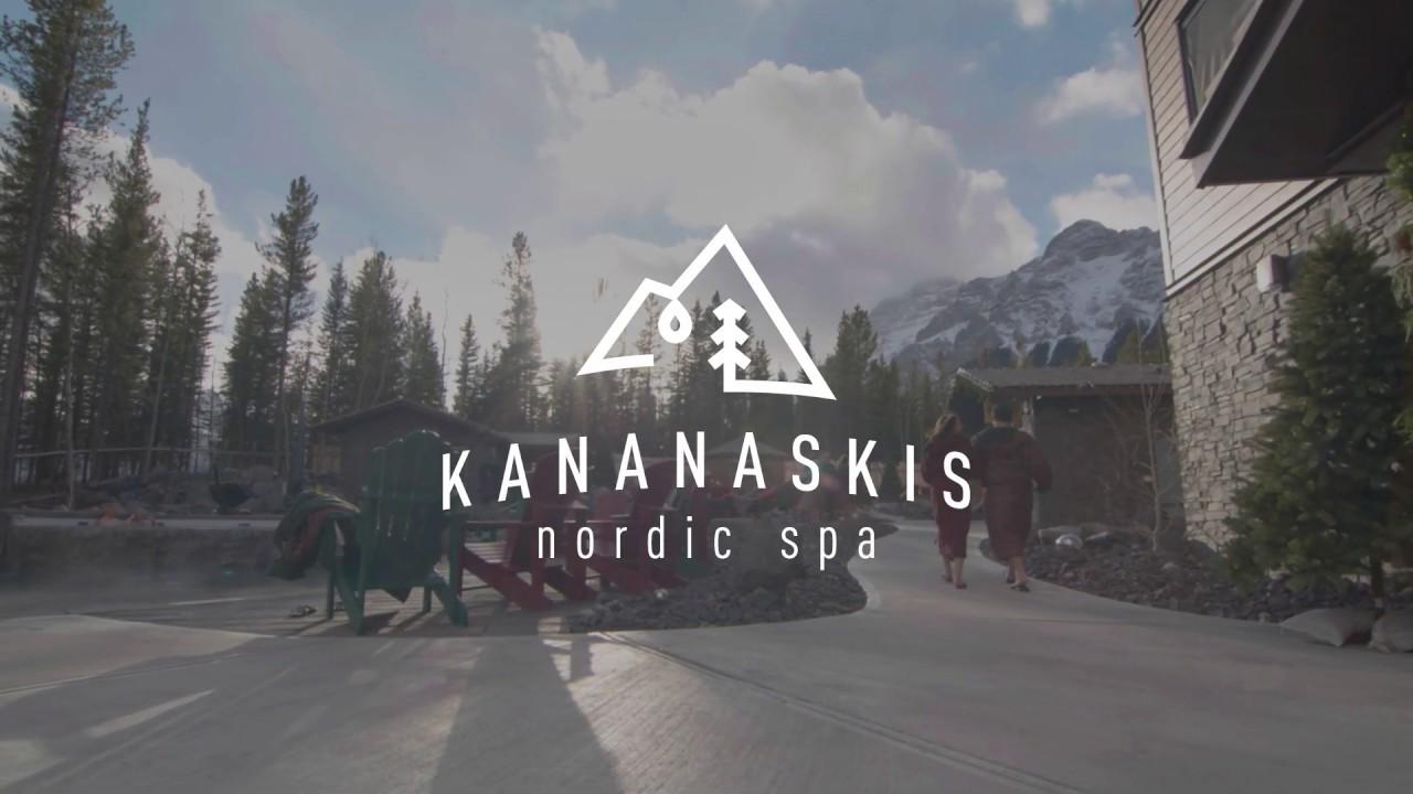 Kananaskis Nordic Spa - Kananaskis, Alberta
