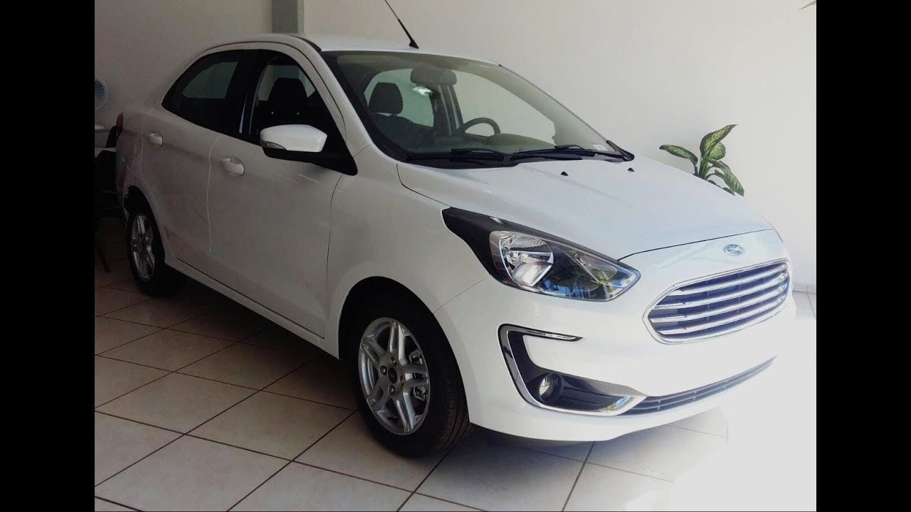 Ford Ka Sel 1 5 Manual 2019 Youtube