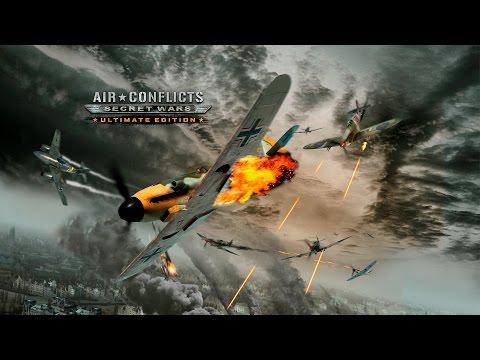 Air Conflicts: Secret Wars PS4 announcement trailer