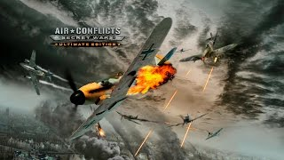 Air Conflicts: Secret Wars PS4 announcement trailer