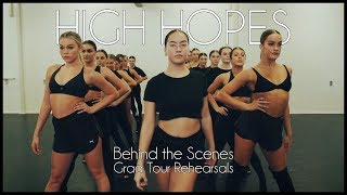 Panic! At The Disco: High Hopes -  Behind the Scenes Dance Force Grad Tour Rehearsals 2018