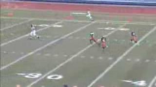 erie community college football highlights 07 ecc football