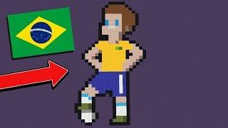 Minecraft: FAZENDO BUILD BATTLE EM SERVIDOR BRASILEIRO! (BUILD BATTLE)