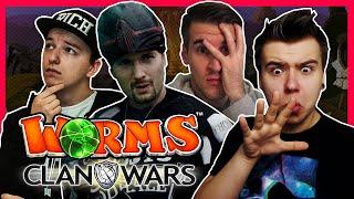 rojo vs izak vs mandzio vs gimper   worms clan wars 2 4
