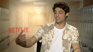 "Noah Centineo and ""Sierra Burgess"" Cast Talks Insecurities, Friendship and Love"
