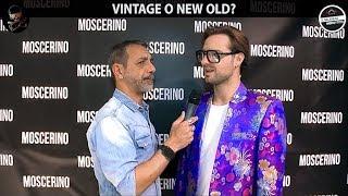 Il Pagante & Il Milanese Imbruttito - Le Interviste alla sfilata di Moscerino x Dress Code