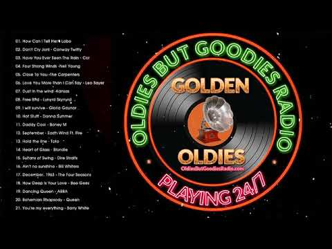 oldies-music-50's-and-60's-playlist-oldies-but-goodies-radio