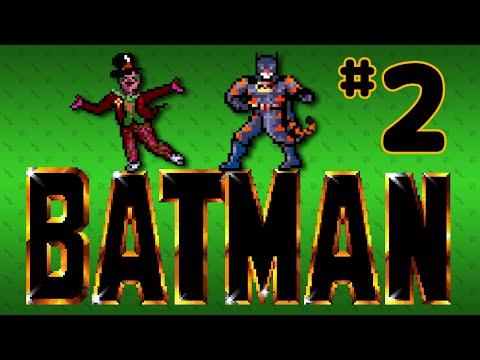 Batman: The Movie (Amiga) - Part 2: You Wanna Get Nuts!? - Octotiggy