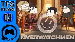 OVERWATCH: KEVIN/11 - The Overwatchmen