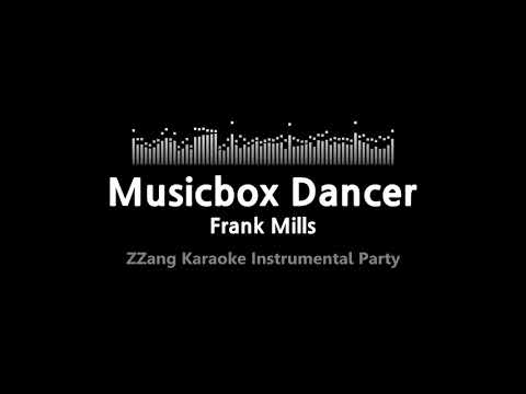 Frank Mills-Musicbox Dancer (Instrumental) [ZZang KARAOKE]