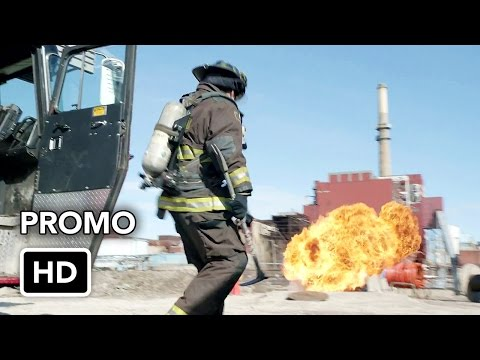 Chicago Fire: 5x19 Carry Their Legacy - promo #01