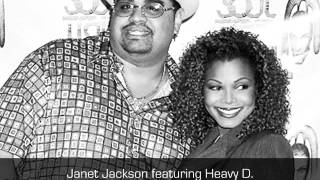 "Janet Jackson featuring Heavy D. - ""Alright (Nate Jay Remix)"""