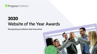 MasterControl: 2020 Website of the Year Winner