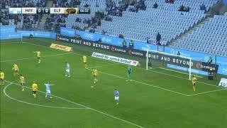 Malmö FF 2 - 0 IF Elfsborg Malmö tog Europaplatsen