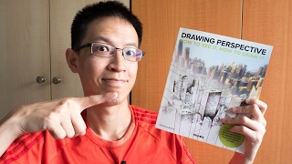 Book Review: Drawing Perspective by Matthew Brehm
