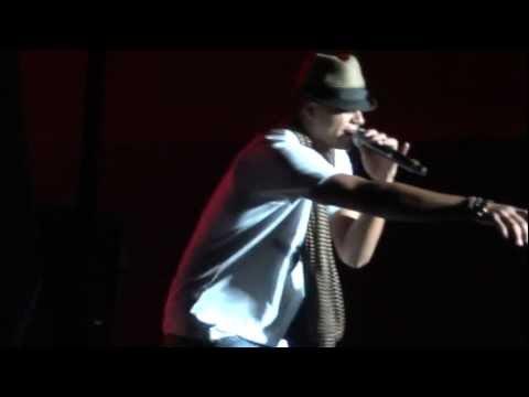 Mohombi Do Me Right Live Montreal (St-Jean-sur-Richelieu) 2011