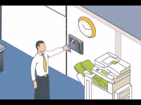 uAttend Time and Attendance Web Time Clock Software Demo   1-800-TIMECLOCKS