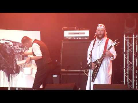 """Solefald - """" World music with black edges """" - 17/06/2016 - Hellfest - Clisson - 1/1"""