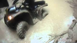 ATV CLUB ГАЛКА в Клёновском лесу 03.09.2011
