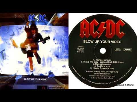AC/DC – Blow Up Your Video (Vinyl, LP,Album) 1988.