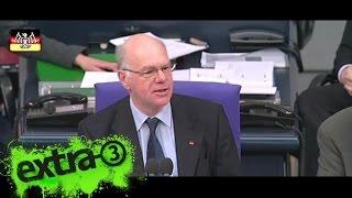 Neulich im Bundestag: Illegale Überwachung durch den BND