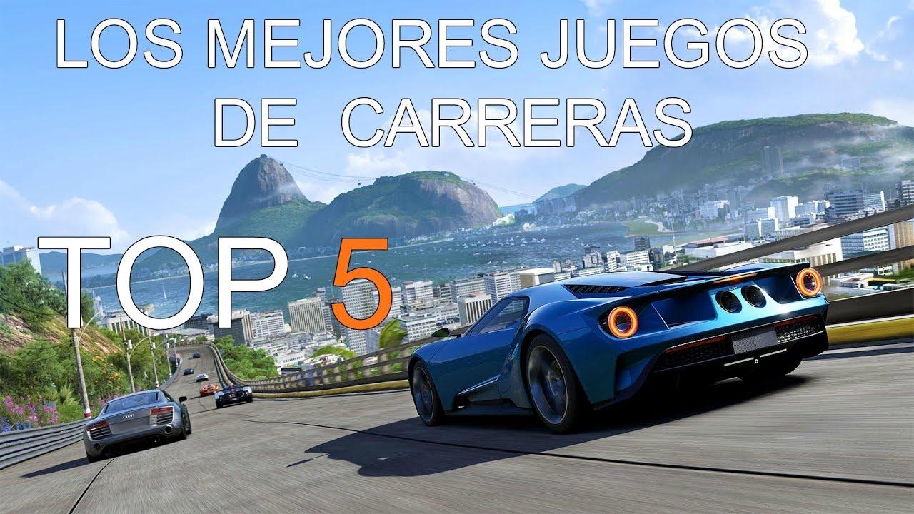 Top 5 Los Mejores Juegos De Carreras Autos Ps4 Y Xbox One Y Pc