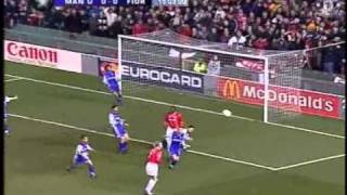 Manchester United 3-1 Fiorentina Part 1