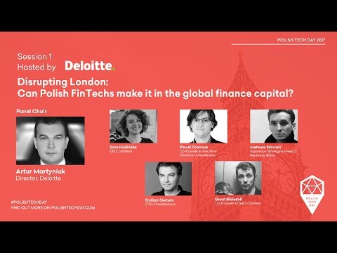 Disrupting London: Can Polish FinTechs make it in the global finance capital?