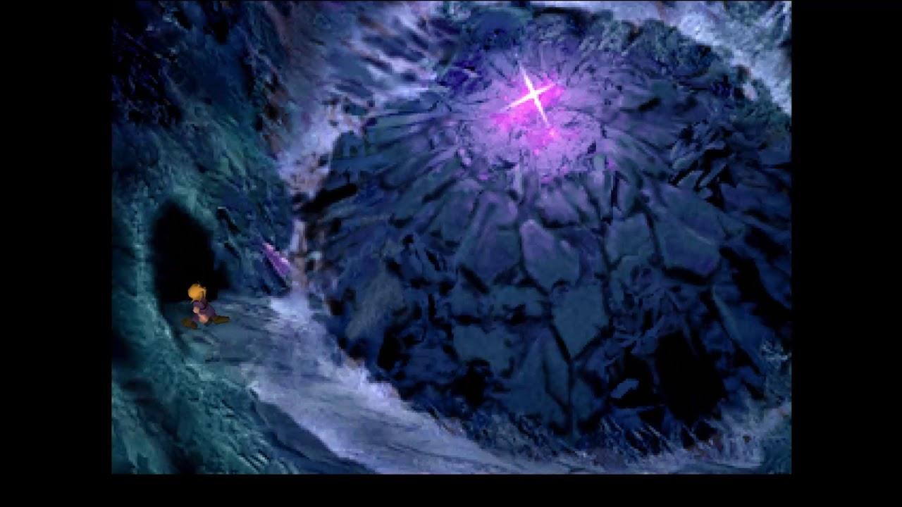 Final Fantasy Vii 100 46 Les Grottes à Matéria Et Le Passé De Vincent