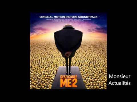 Despicable Me 2 OST Soundtrack - 24 - Ba Doo Bleep Bonus Track by The Minions