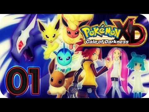 Pokemon xd gale of darkness walkthrough part 1 no commentary gamecube youtube - Gamecube pokemon xd console ...