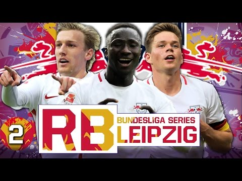 FIFA 17 Career Mode: RB Leipzig #2 - MAKING TRANSFERS!