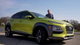 Hyundai Kona 2019 Three Minute Test Drive