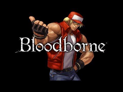 Bloodborne-Buster Wolf!