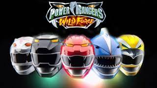 Power Rangers Wild Force Full Theme