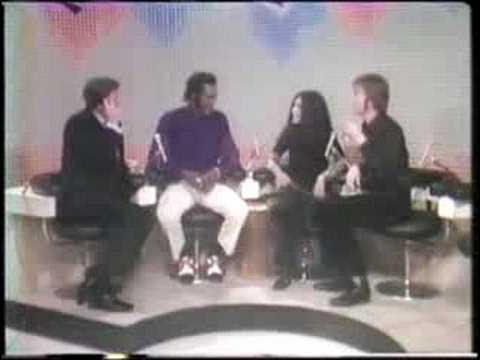 John Lennon and Chuck Berry -Memphis Tennessee