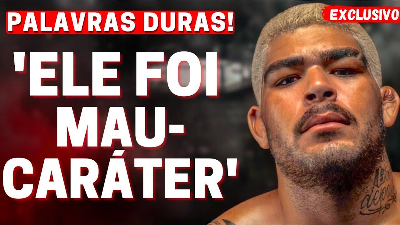 'ELE É CREONTE' - Desafeto brasileiro é detonado por Carlos Boi