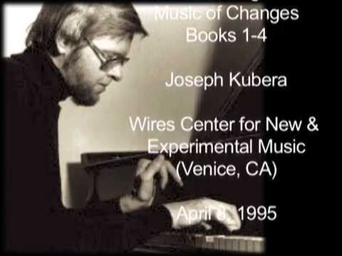 John Cage Music Of Changes Joseph Kubera Piano Youtube
