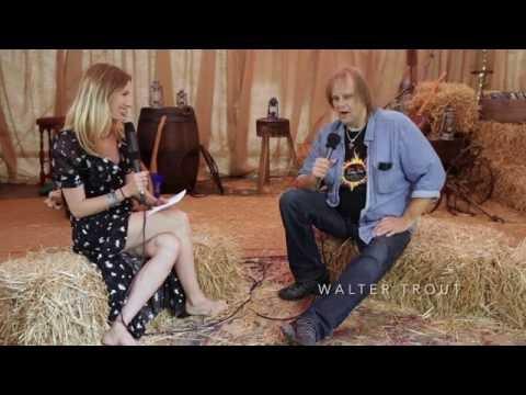 Walter Trout Interview At Ramblin' Man Fair 2016 (uDiscoverMusic.com Interview)