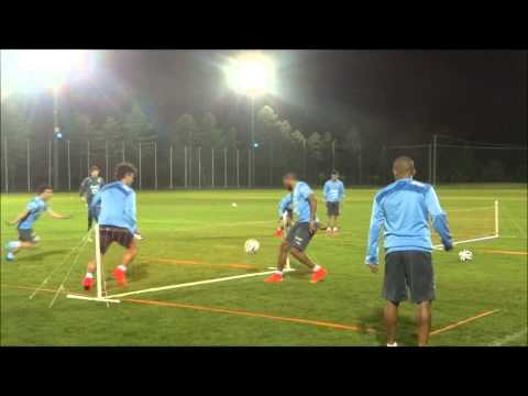 Uruguay entrenó en Sapporo
