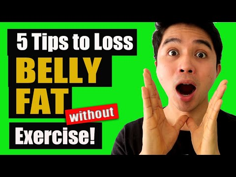 Lose Weight | Lose Belly Fat | How to Lose Belly Fat Without Exercise