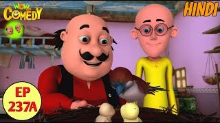 Motu Patlu | Bazoon Se Takkar  | Cartoon in Hindi for Kids | Funny Cartoon Video