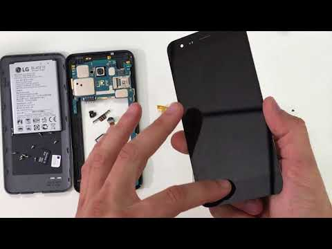 How to Take Apart & Replace LG Aristo 2 LCD Glass Screen Repair