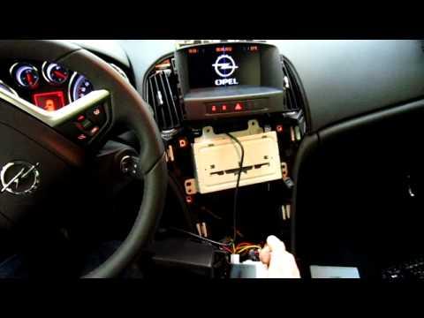 Test1 08/04/2012 Opel Astra J (navi600)