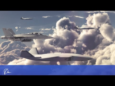 Boeing Airpower Teaming System: A smart unmanned team for global forces