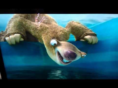 Sid Drinks Salt Water Ice Age 4 Youtube