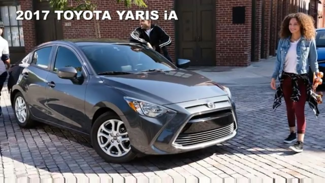 Msrp Toyota Yaris 2017 Toyota Yaris iA Automatic Overview - YouTube