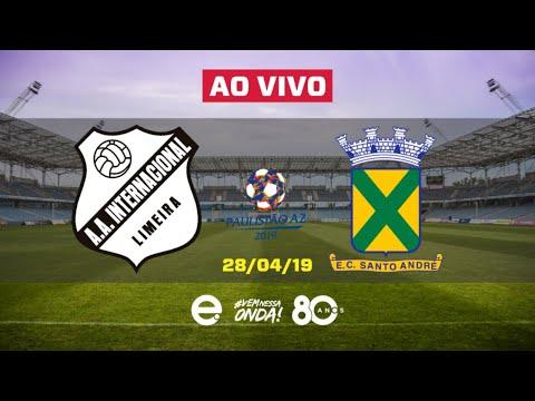 Inter de Limeira X Santo André AO VIVO | Final Paulistão A2 2019