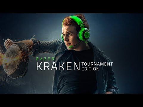 Razer Kraken Tournament Edition | Compete with Control