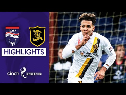 Ross County Livingston Goals And Highlights